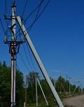 В Южной Якутии завершено строительство ВЛ-6 кВ для электроснабжения завода