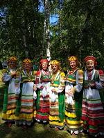 Сотрудницы Красноярской ГЭС заняли 1-е место на межрегиональном фестивале русской культуры на Малом Енисее «ВерховьЁ»