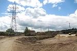 В Рязани завершается переустройство ВЛ-110 кВ Ямская-Вожа и ВЛ-110 кВ НРТЭЦ-Факел для строительства дорожной развязки