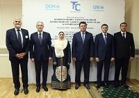 5 государств Тегеранской конвенции подписали Протокол по оценке воздействия на окружающую среду Каспийского моря
