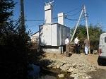 Хабаровские электросети контролируют состояние энергообъектов в паводкоопасной зоне