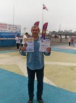 Сотрудники ДРСК приняли участие в марафонском заплыве через Амурский залив