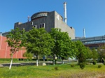 На ЭБ-4 Запорожской АЭС продолжаются работы по замене конденсаторов турбины
