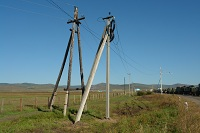 Энергетики повышают надёжность электроснабжения жителей 4-х посёлков Читинского района