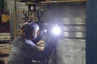 На Атоммаше провели сварку корпуса корзины исследовательского реактора МБИР