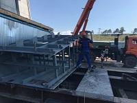 На Усть-Джегутинской МГЭС начат монтаж гидротурбин