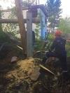 Водитель оставил без света микрорайон в Южной Якутии