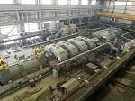 Турбина ЭБ-2 НВАЭС-2 поставлена на валоповорот