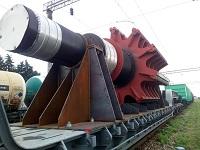 На строящуюся Зарамагскую ГЭС-1 доставлено электротехническое оборудование