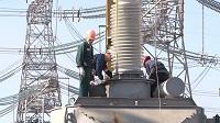На ОРУ-750 кВ Запорожской АЭС идет ремонт шунтирующего реактора