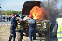 В Тюменьэнерго завершились соревнования профмастерства водителей