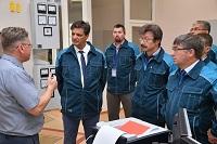 На Ростовской АЭС завершилась миссия поддержки ВАО АЭС по вопросам контроля состояния оборудования