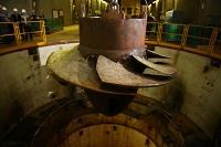 На Верхне-Туломской ГЭС произведен демонтаж рабочего колеса ГА-4