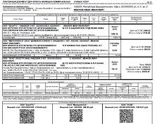 Жители 9 городов Башкортостана в сентябре получат Объединённый Платежный Документ
