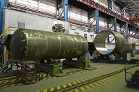 Петрозаводскмаш изготовил барботёр для ЭБ-3 АЭС Куданкулам в Индии