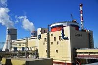 ЭБ-4 Ростовской АЭС введен в промышленную эксплуатацию