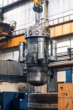 Завершены гидравлические испытания корпуса реактора «РИТМ-200» для 2-го серийного ледокола поколения «Урал»
