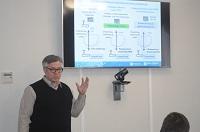 Цифровизацию электросетей обсудили в Омске на заседании научно-технического совета МРСК Сибири