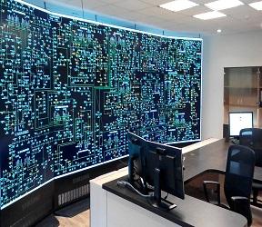 Ленэнерго запустило в работу 1-й автоматизированный РЭС в Ленобласти