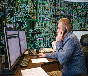 МРСК Северо-Запада будет отслеживать работу подстанций основной сети онлайн