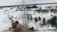На ВЛ-35 кВ Верхняя Тойма – Корниловская в Архангельской области заменена поврежденная опора