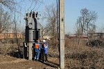 Псковэнерго демонтирует оборудование в нежилых деревнях