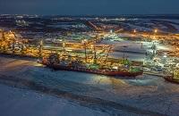 Атомный контейнеровоз «Севморпуть» вышел в 1-й рейс с грузом для проекта «Арктик СПГ-2»