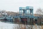 Плотина Троицкой ГРЭС на Южном Урале готова к пропуску паводковых вод