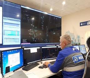 Все районы электросетей в Москве станут цифровыми к 2023г